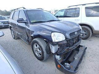 Hyundai Santa Fe GLS 2004
