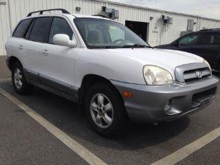 Hyundai Santa Fe GLS 2006