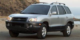 Hyundai Santa Fe GLS 2005