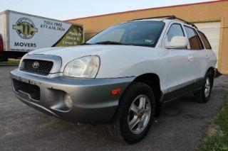 Hyundai Santa Fe GLS 2001