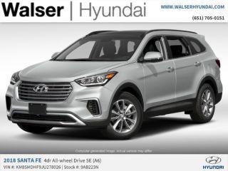 Hyundai Santa Fe SE 2018