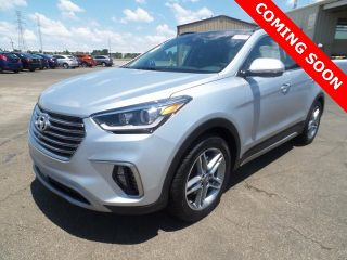2017 Hyundai Santa Fe Limited Edition