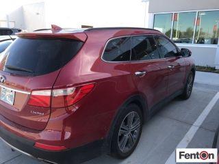 Hyundai Santa Fe Limited Edition 2013