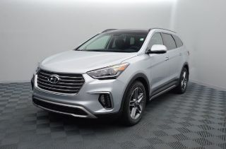 Hyundai Santa Fe Limited Edition 2018