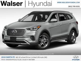 2018 Hyundai Santa Fe Limited Edition