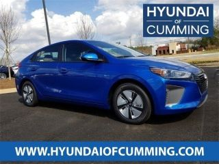 Hyundai Ioniq Blue 2018