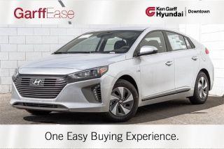 Hyundai Ioniq SEL 2018