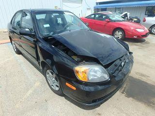 Hyundai Accent GLS 2005