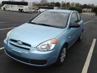 Hyundai Accent GS 2008