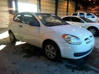 Hyundai Accent GS 2008