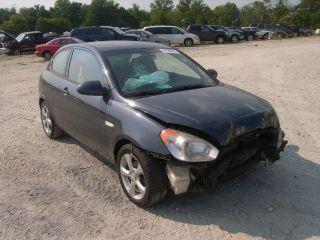 Hyundai Accent SE 2008