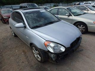 Hyundai Accent SE 2007