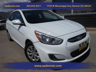 Used 2015 Hyundai Accent GLS in Denver, Colorado