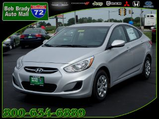 Used 2015 Hyundai Accent GLS in Decatur, Illinois