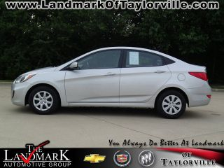 Used 2015 Hyundai Accent GLS in Springfield, Illinois