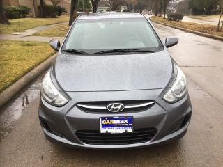 Hyundai Accent GLS 2015