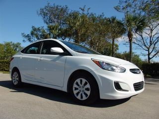 Used 2015 Hyundai Accent GLS in Coconut Creek, Florida