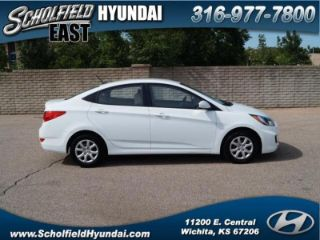 Used 2014 Hyundai Accent GLS in Wichita, Kansas