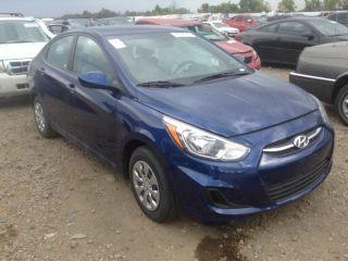 Used 2015 Hyundai Accent GLS in Bridgeton, Missouri