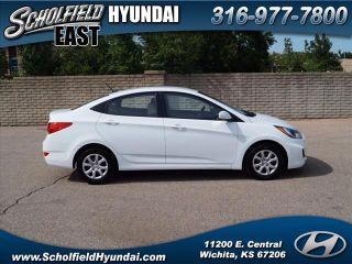 Used 2014 Hyundai Accent GLS in Wichita, Kansas