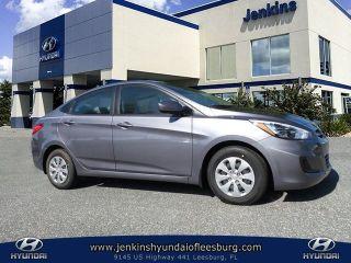 Used 2015 Hyundai Accent GLS in Leesburg, Florida