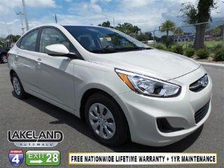 Used 2015 Hyundai Accent GLS in Lakeland, Florida