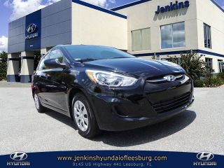 Used 2015 Hyundai Accent GLS in Leesburg, Florida