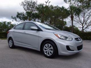 Used 2015 Hyundai Accent GLS in Coconut Creek, Florida