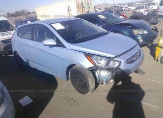 Hyundai Accent GS 2014