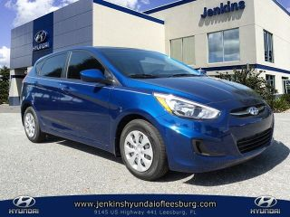 Used 2015 Hyundai Accent GS in Leesburg, Florida