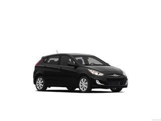 Hyundai Accent SE 2012