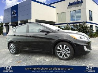 Used 2015 Hyundai Accent Sport in Leesburg, Florida