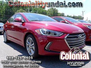 Hyundai Elantra Limited Edition 2017