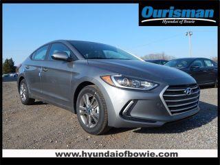 New 2018 Hyundai Elantra Value Edition in Bowie, Maryland