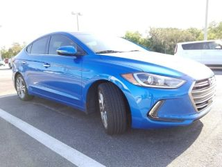 Hyundai Elantra Limited Edition 2017