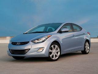 Hyundai Elantra Limited Edition 2012