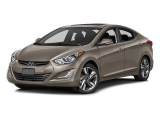Hyundai Elantra Limited Edition 2016