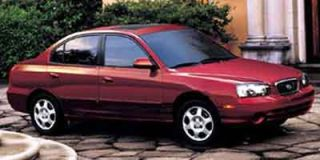 Hyundai Elantra GLS 2002