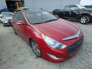 Hyundai Sonata Base 2012