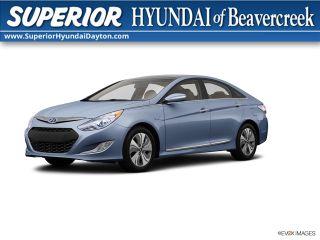 Used 2013 Hyundai Sonata Limited Edition in Beavercreek, Ohio