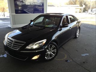 Used 2014 Hyundai Genesis in Raynham, Massachusetts