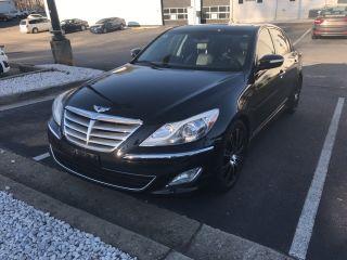 Hyundai Genesis Premium 2012
