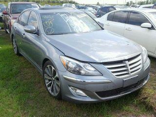 Hyundai Genesis R-Spec 2014