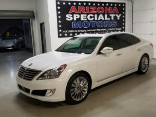 Hyundai Equus Ultimate 2015