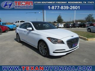 Used 2015 Hyundai Genesis in Rosenberg, Texas