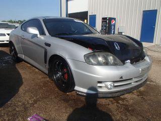 Hyundai Tiburon GT 2003