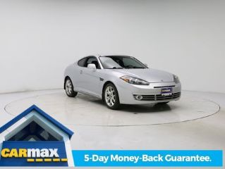 Used 2008 Hyundai Tiburon GT in Parker, Colorado