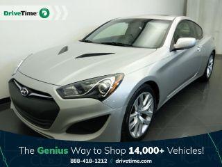 Hyundai Genesis Premium 2013