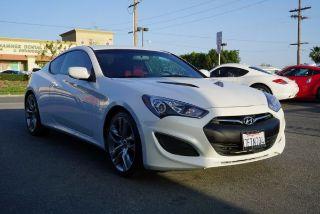 Hyundai Genesis R-Spec 2013
