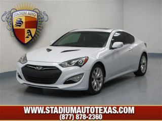 Used 2014 Hyundai Genesis Grand Touring in McKinney, Texas